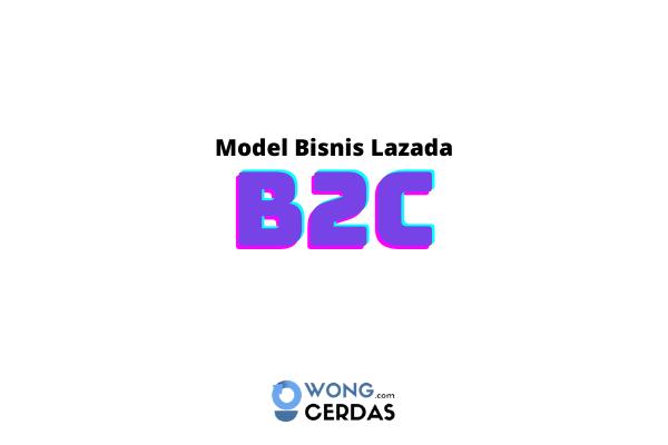 Model Bisnis Lazada