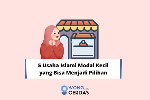Usaha Islami Modal Kecil