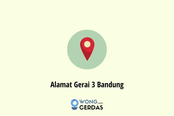 Gerai 3 Bandung