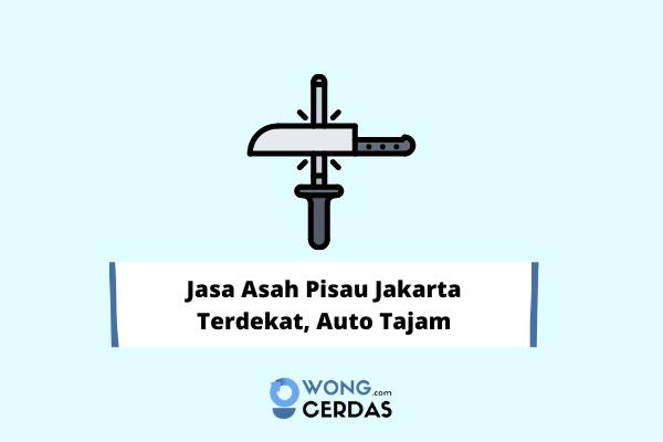Jasa Asah Pisau Jakarta