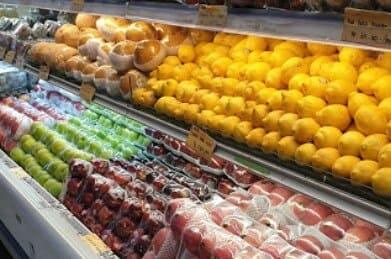 toko buah di bogor