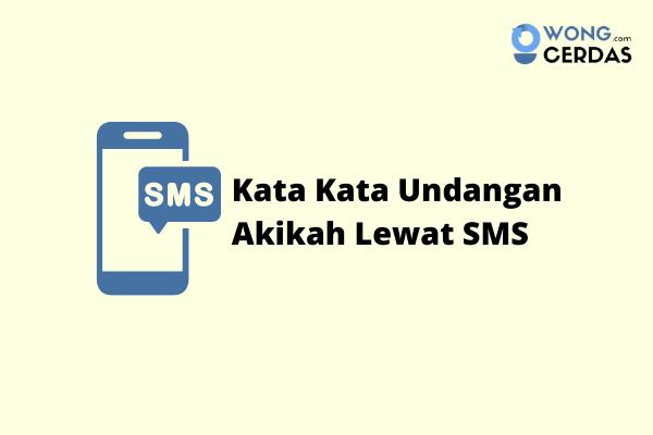 Kata Kata Undangan Akikah Lewat SMS