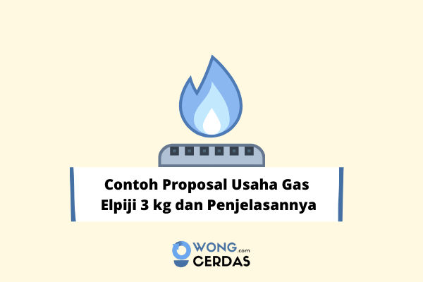 Proposal Usaha Gas Elpiji 3 kg