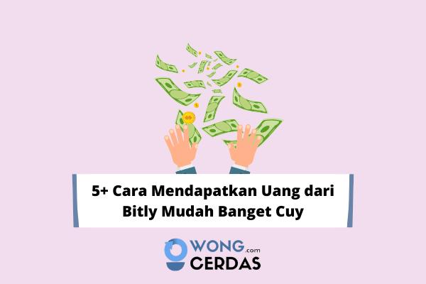 Cara Mendapatkan Uang dari Bitly