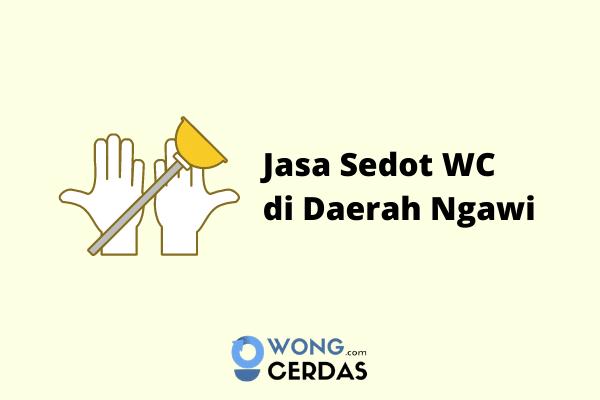 Jasa Sedot WC Ngawi