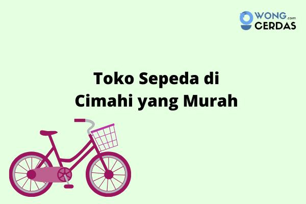 Toko Sepeda di Cimahi