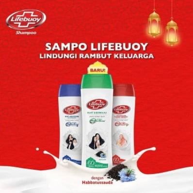 Contoh iklan shampo lifebuoy