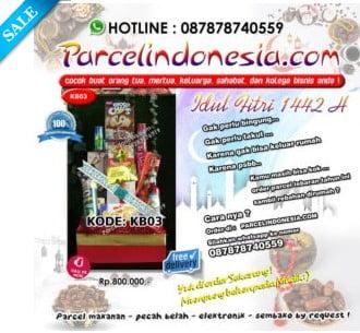 Parcel Lebaran Lampung