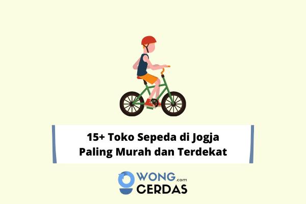 Toko Sepeda di Jogja