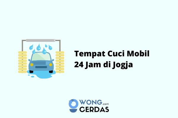 cuci mobil jogja
