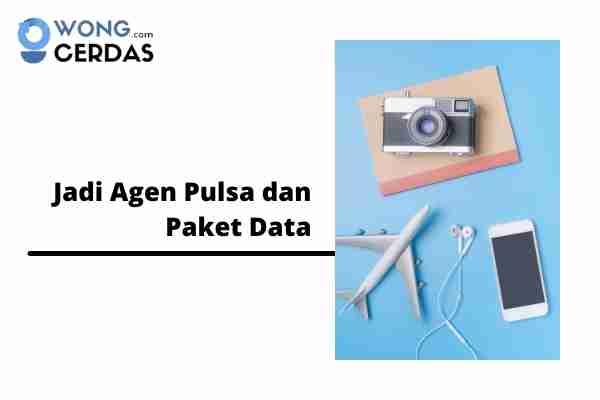 Jadi Agen Pulsa dan Paket Data