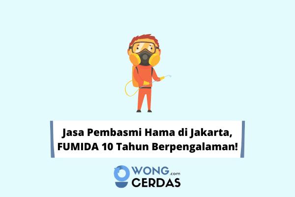 Jasa pembasmi hama di Jakarta