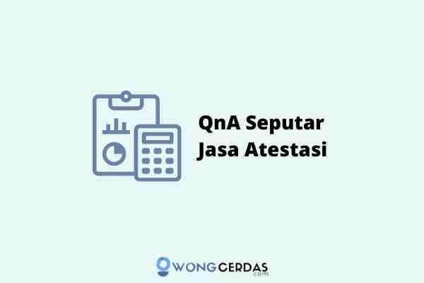 Contoh Jasa Atestasi
