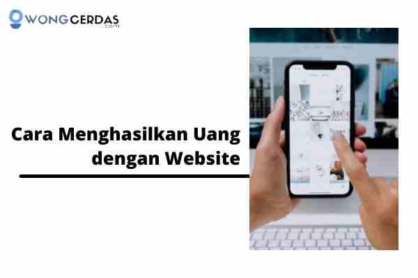 cara membuat website penghasil uang