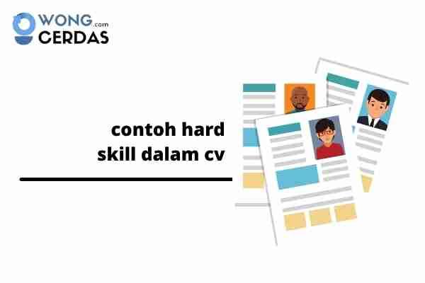 contoh hard skill dalam cv