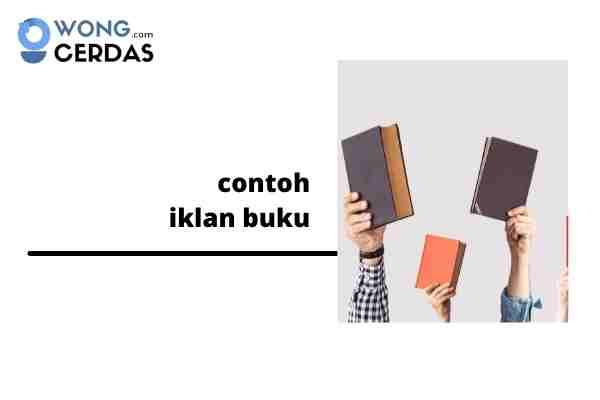 contoh iklan buku