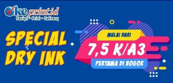 Digital Printing Bogor
