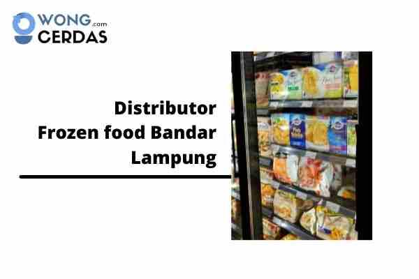 distributor Frozen food Bandar Lampung