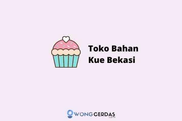 toko bahan kue Bekasi