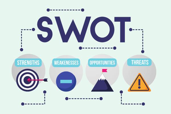 Faktor Internal dan Eksternal Analisis SWOT