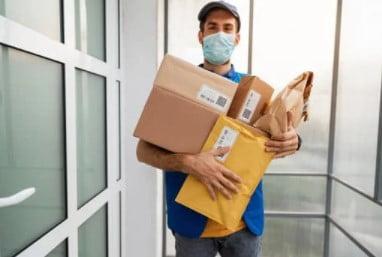 cara melihat foto bukti pengiriman di Shopee