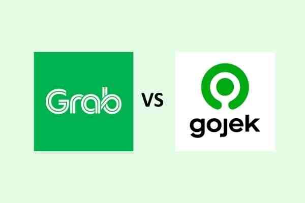 perbandingan Grab dan Gojek
