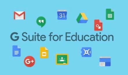 Pelatihan Google Suite for Education