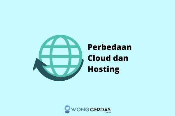 Perbedaan Cloud dan Hosting