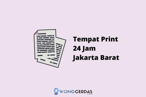 Tempat Print 24 Jam Jakarta Barat 2