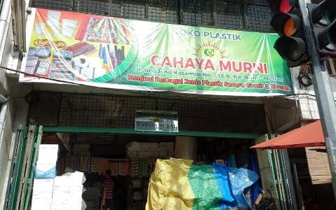 Pabrik Kantong Plastik di Medan