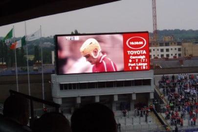 contoh iklan display