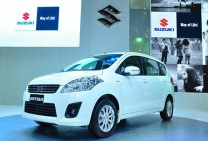 fitur kenyamanan dan kemewahan Suzuki Ertiga