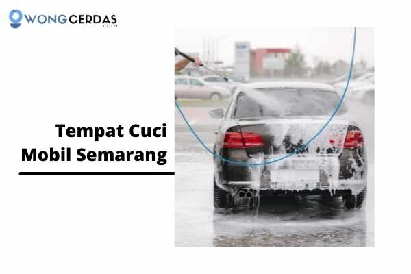 Cuci Mobil Semarang