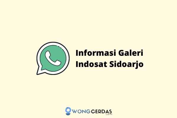 Galeri Indosat Sidoarjo