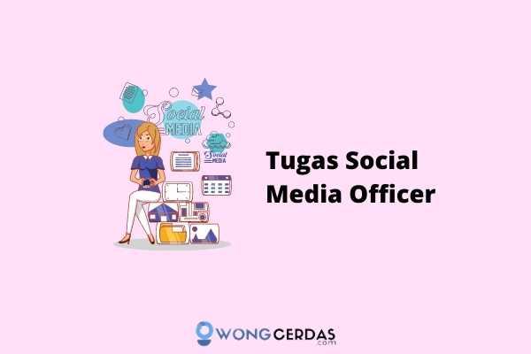 Tugas Social Media Officer