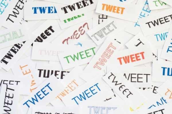 cara menghapus semua tweet di twitter dengan cepat
